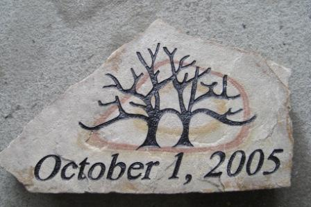 Rock Engraving