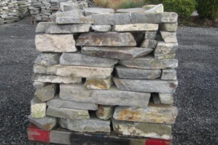 Sage Green stack stone